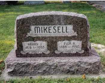 MIKESELL, ELLA R. - Darke County, Ohio | ELLA R. MIKESELL - Ohio Gravestone Photos