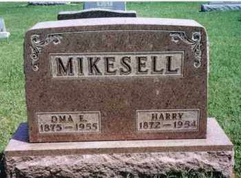 MIKESELL, OMA E. - Darke County, Ohio | OMA E. MIKESELL - Ohio Gravestone Photos