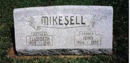 MIKESELL, JOHN - Darke County, Ohio | JOHN MIKESELL - Ohio Gravestone Photos