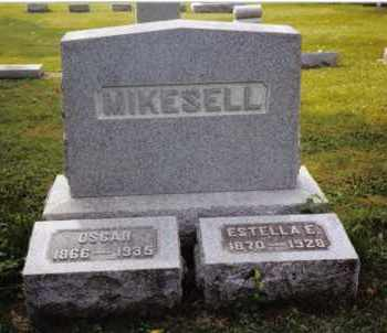 MIKESELL, OSCAR - Darke County, Ohio | OSCAR MIKESELL - Ohio Gravestone Photos