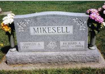 MIKESELL, RICHARD A. - Darke County, Ohio | RICHARD A. MIKESELL - Ohio Gravestone Photos