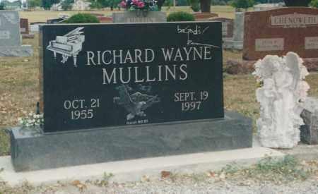 MULLINS, RICHARD WAYNE - Darke County, Ohio | RICHARD WAYNE MULLINS - Ohio Gravestone Photos