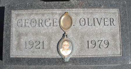 OLIVER, GEORGE - Darke County, Ohio | GEORGE OLIVER - Ohio Gravestone Photos