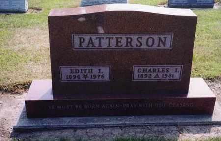 PATTERSON, CHARLES I. - Darke County, Ohio | CHARLES I. PATTERSON - Ohio Gravestone Photos