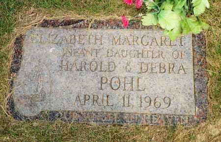 POHL, ELIZABETH MARGARET - Darke County, Ohio   ELIZABETH MARGARET POHL - Ohio Gravestone Photos