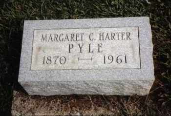 PYLE, MARGARET C. - Darke County, Ohio | MARGARET C. PYLE - Ohio Gravestone Photos