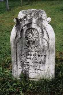 NOGGLE SCHLECHTY, MARY - Darke County, Ohio | MARY NOGGLE SCHLECHTY - Ohio Gravestone Photos