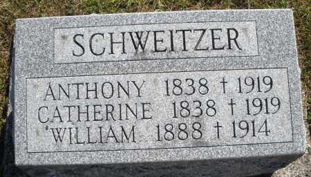 SCHWEITZER, ANTHONY - Darke County, Ohio | ANTHONY SCHWEITZER - Ohio Gravestone Photos
