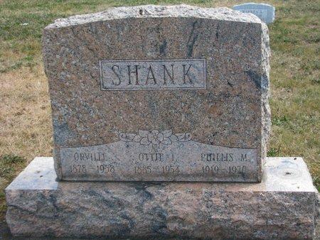 EICHELBERGER SHANK, OTTIE IDELLA - Darke County, Ohio | OTTIE IDELLA EICHELBERGER SHANK - Ohio Gravestone Photos