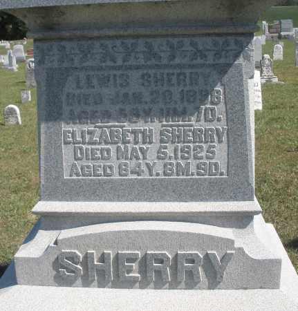 SHERRY, LEWIS - Darke County, Ohio | LEWIS SHERRY - Ohio Gravestone Photos