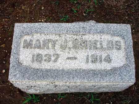 BROWN SHIELDS, MARY JANE - Darke County, Ohio | MARY JANE BROWN SHIELDS - Ohio Gravestone Photos