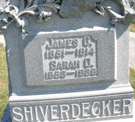 SHIVERDECKER, JAMES - Darke County, Ohio   JAMES SHIVERDECKER - Ohio Gravestone Photos