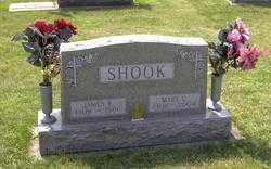 FRANTZ SHOOK, MARY CATHERINE - Darke County, Ohio | MARY CATHERINE FRANTZ SHOOK - Ohio Gravestone Photos
