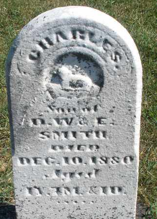 SMITH, CHARLES - Darke County, Ohio | CHARLES SMITH - Ohio Gravestone Photos