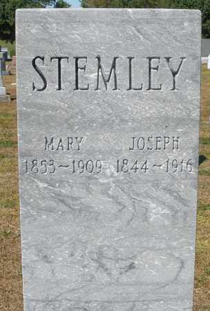 STEMLEY, MARY - Darke County, Ohio | MARY STEMLEY - Ohio Gravestone Photos