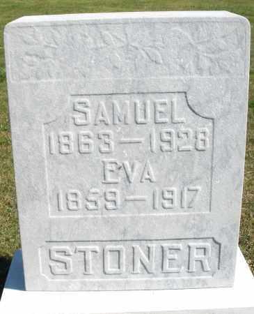 STONER, SAMUEL - Darke County, Ohio | SAMUEL STONER - Ohio Gravestone Photos