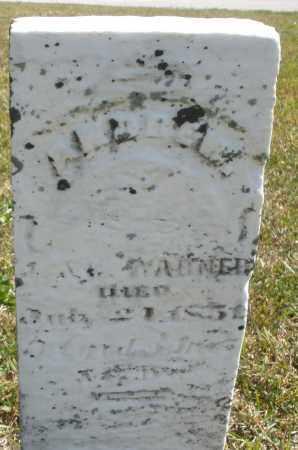 WABNER, ANDREW - Darke County, Ohio | ANDREW WABNER - Ohio Gravestone Photos