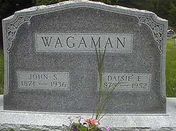 WAGAMAN, DAISIE E. - Darke County, Ohio | DAISIE E. WAGAMAN - Ohio Gravestone Photos