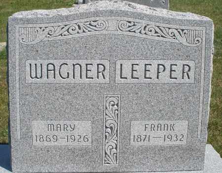 LEEPER, FRANK - Darke County, Ohio | FRANK LEEPER - Ohio Gravestone Photos