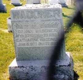 WAGNOER, DANIEL - Darke County, Ohio | DANIEL WAGNOER - Ohio Gravestone Photos