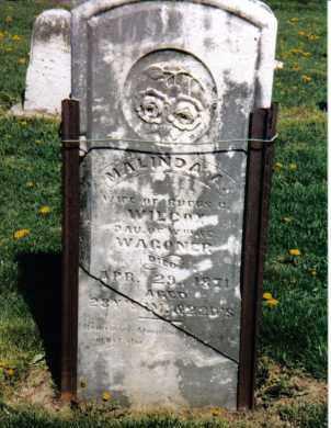 WILCOX, MALINDA A. - Darke County, Ohio | MALINDA A. WILCOX - Ohio Gravestone Photos