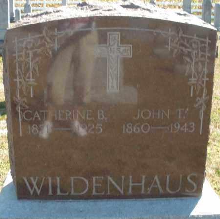 WILDENHAUS, CATHERINE B. - Darke County, Ohio   CATHERINE B. WILDENHAUS - Ohio Gravestone Photos