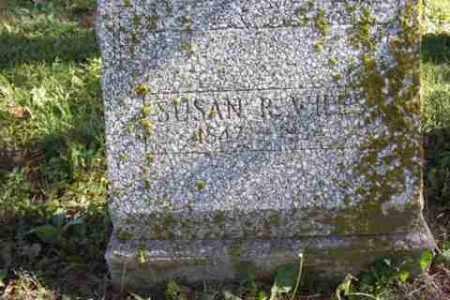 WILES, SUSAN R. - Darke County, Ohio | SUSAN R. WILES - Ohio Gravestone Photos