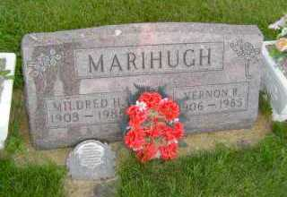 MARIHUGH, VERNON  R - Defiance County, Ohio | VERNON  R MARIHUGH - Ohio Gravestone Photos