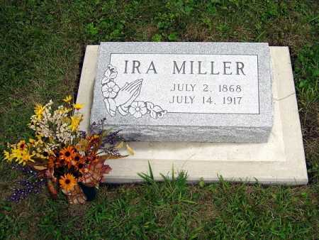 MILLER, IRA - Defiance County, Ohio | IRA MILLER - Ohio Gravestone Photos