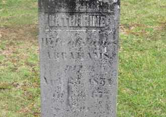 ABRAHAMS, CATHARINE - Delaware County, Ohio | CATHARINE ABRAHAMS - Ohio Gravestone Photos