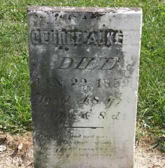 ACKLEY, GEORGE - Delaware County, Ohio   GEORGE ACKLEY - Ohio Gravestone Photos