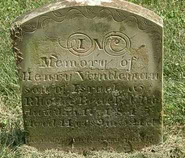 BEACH, HENRY VANDEMAN - Delaware County, Ohio | HENRY VANDEMAN BEACH - Ohio Gravestone Photos