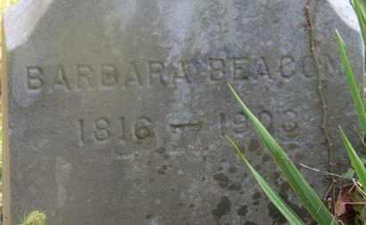 BEACOM, BARBARA - Delaware County, Ohio   BARBARA BEACOM - Ohio Gravestone Photos
