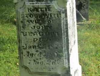 BEACOM, JOHN - Delaware County, Ohio | JOHN BEACOM - Ohio Gravestone Photos