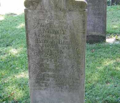 BEAN, NANCY - Delaware County, Ohio | NANCY BEAN - Ohio Gravestone Photos