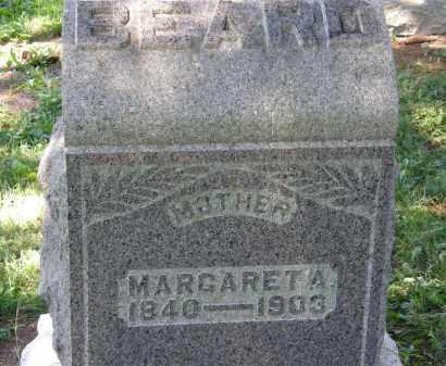BEARD, MARGARET A. - Delaware County, Ohio   MARGARET A. BEARD - Ohio Gravestone Photos
