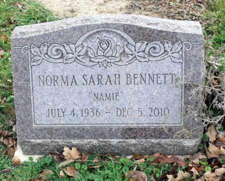 BENNETT, NORMA SARAH - Delaware County, Ohio | NORMA SARAH BENNETT - Ohio Gravestone Photos