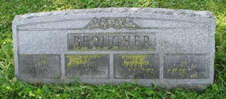 BEOUGHER, VICTORIA - Delaware County, Ohio | VICTORIA BEOUGHER - Ohio Gravestone Photos