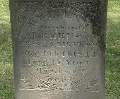 BIGELOW, ALPHEUS - Delaware County, Ohio | ALPHEUS BIGELOW - Ohio Gravestone Photos