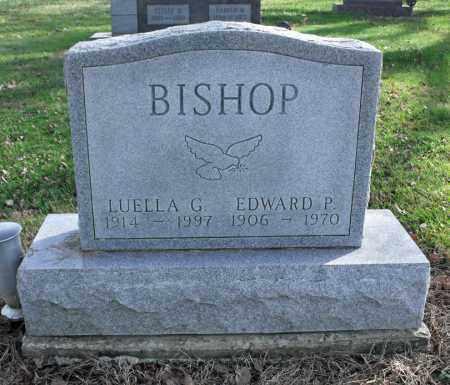 BISHOP, EDWARD P. - Delaware County, Ohio | EDWARD P. BISHOP - Ohio Gravestone Photos