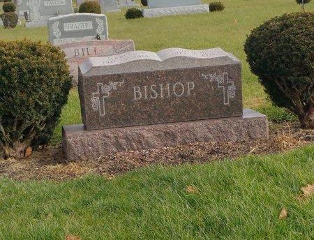 BISHOP, MARY M - Delaware County, Ohio | MARY M BISHOP - Ohio Gravestone Photos