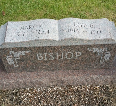 BISHOP, LOYD D - Delaware County, Ohio | LOYD D BISHOP - Ohio Gravestone Photos
