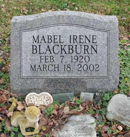 BLACKBURN, MABEL IRENE - Delaware County, Ohio | MABEL IRENE BLACKBURN - Ohio Gravestone Photos