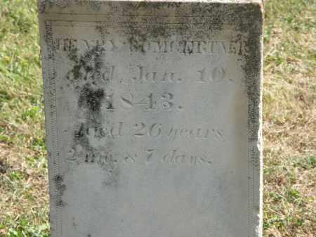 BOMGARTNER, HENRY - Delaware County, Ohio   HENRY BOMGARTNER - Ohio Gravestone Photos