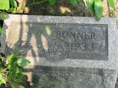 BONNER, PAUL - Delaware County, Ohio | PAUL BONNER - Ohio Gravestone Photos