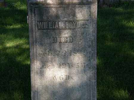BOYD, WILLIAM, JR. - Delaware County, Ohio   WILLIAM, JR. BOYD - Ohio Gravestone Photos