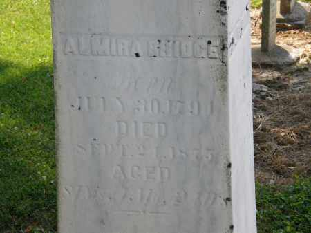 BRIDGE, ALMIRA - Delaware County, Ohio | ALMIRA BRIDGE - Ohio Gravestone Photos