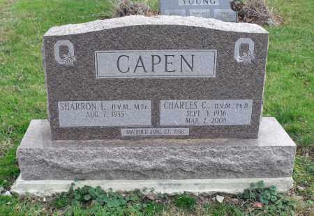 CAPEN, CHARLES C. - Delaware County, Ohio | CHARLES C. CAPEN - Ohio Gravestone Photos