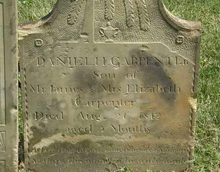 CARPENTER, JAMES - Delaware County, Ohio   JAMES CARPENTER - Ohio Gravestone Photos