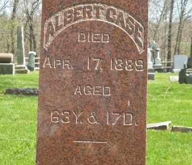 CASE, ALBERT - Delaware County, Ohio | ALBERT CASE - Ohio Gravestone Photos